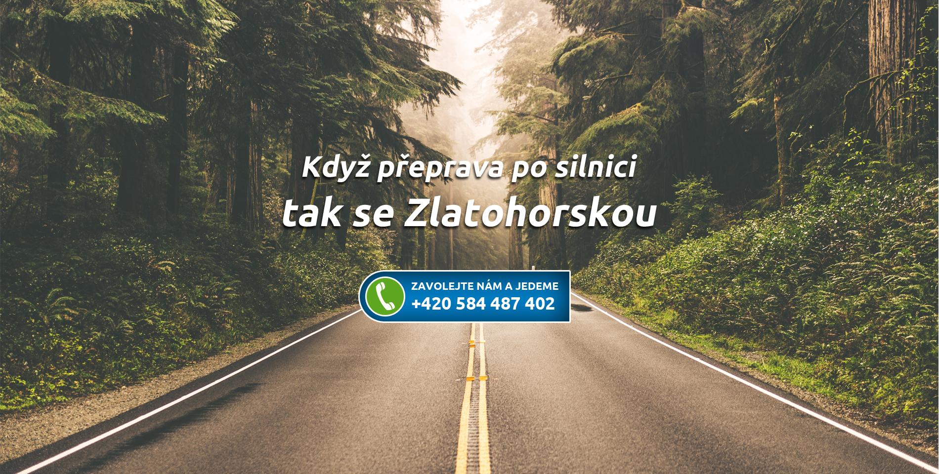 ZLATOHORSKÁ AUTODOPRAVA - kontakt na dopravce
